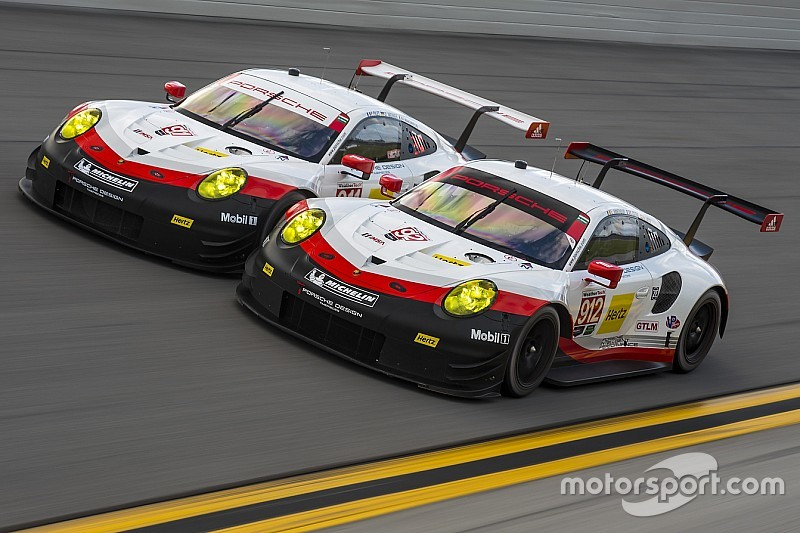 Porsche's Lietz suspects Ford torque is key to advantage