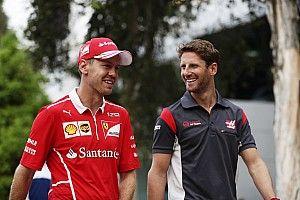 Грожан: Я переходил в Haas не ради шанса попасть в Ferrari