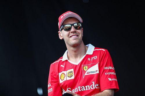 El 'Piloto del día' es para Sebastian Vettel