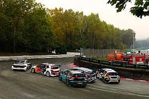 Nine manufacturers involved in electric rallycross talks