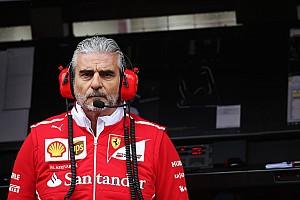 F1 Entrevista Arrivabene no quiere hacer comparaciones con Mercedes