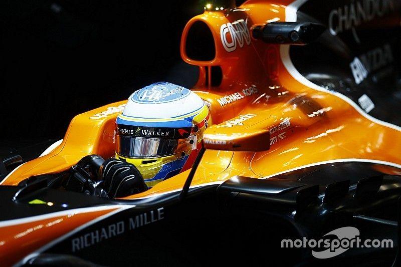 McLaren n'a encore rien décidé pour remplacer Alonso à Monaco