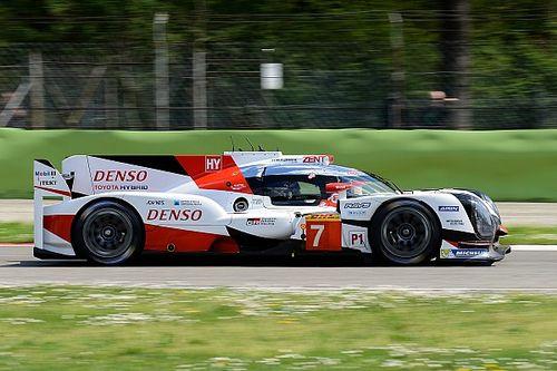 WEC-Prolog in Monza: Toyota am 1. Testtag 2017 vor Porsche