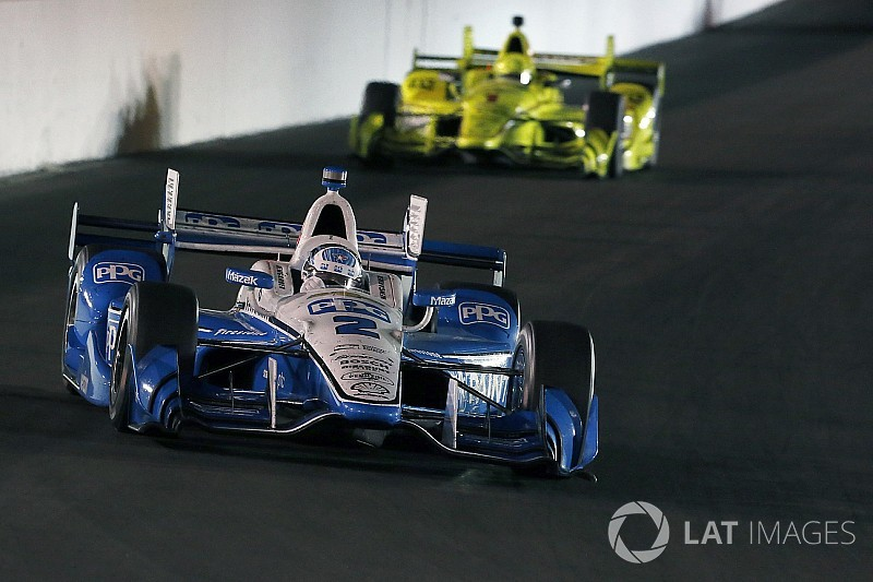 Newgarden not apologetic for pass on Pagenaud