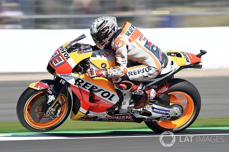 Misano, Libere 1: Marquez stacca le Ducati di Pirro e Dovizioso