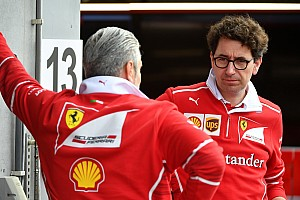 Rivoluzione Ferrari: via Arrivabene, il team principal diventa Binotto!