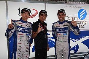 【スーパーGT】鈴鹿予選GT500:J.P.オリベイラ、レコード更新ポール