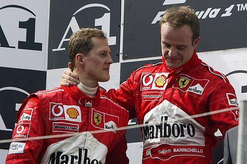 Autriche 2002, la consigne de trop entre Schumacher et Barrichello