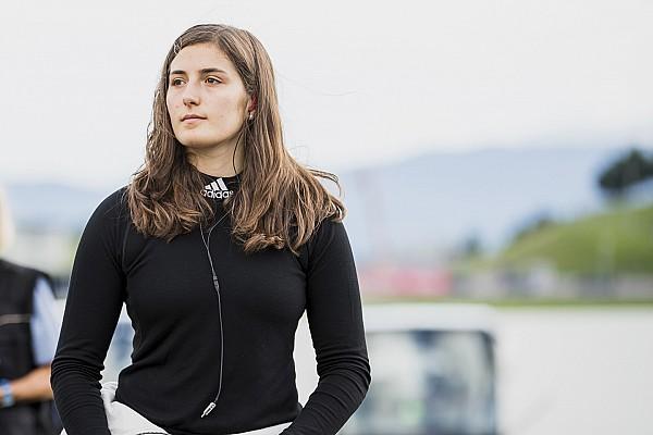 Tatiana Calderón podría debutar en un F1 por su nuevo rol en Sauber