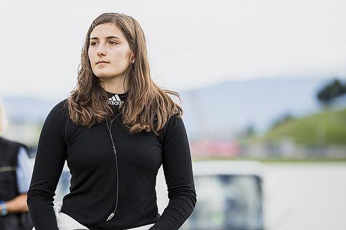 Tatiana Calderon steigt 2018 zur Testpilotin bei Sauber auf