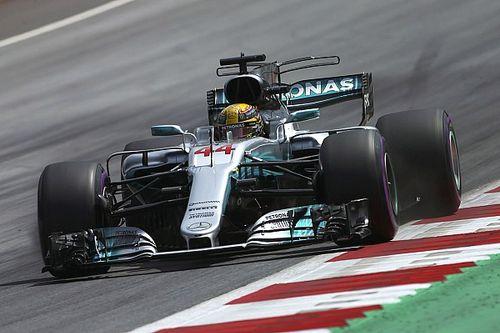Hamilton aposta em pneu diferente para recuperação de 8º