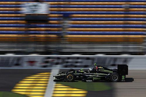 Newgarden lidera un triplete de Penske en Iowa y Gutiérrez en 19º