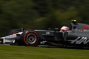 Magnussen failure caused by broken hydraulic pipe