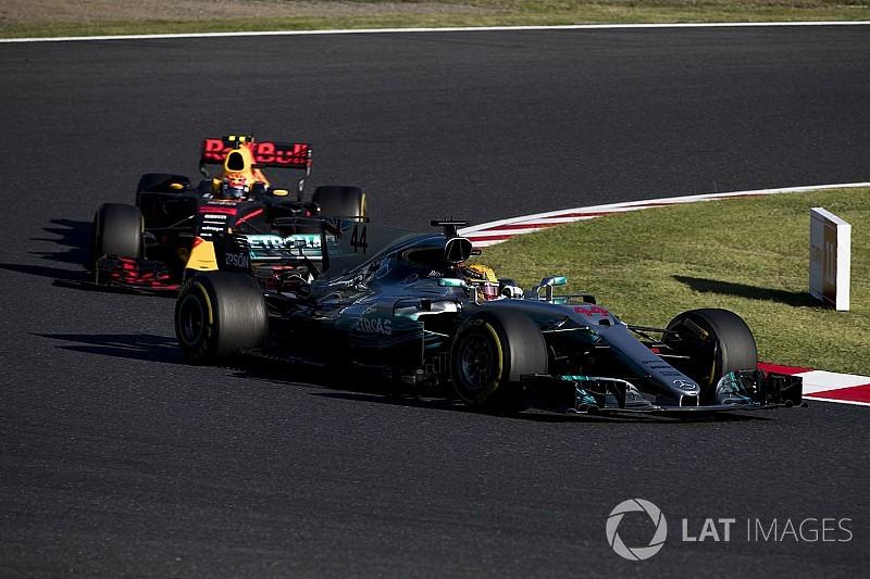 Analysis: How Verstappen assumed Vettel's mantle in Suzuka