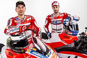 "MotoGP Breaking news Dovizioso ""not scared"" of Lorenzo challenge"
