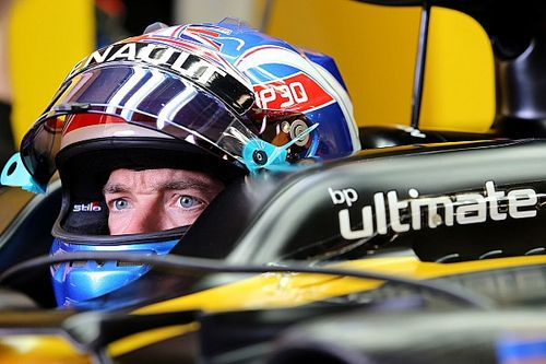 """Palmer says he """"had no chance"""" in FP2 crash"""