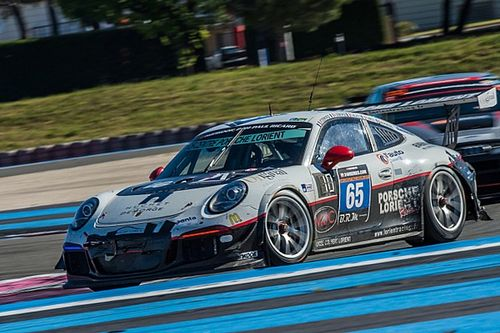 Herberth Motorsport Porsche defends 24H Circuit Paul Ricard victory