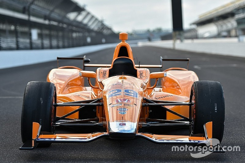 Watch live: Fernando Alonso makes Indy test debut