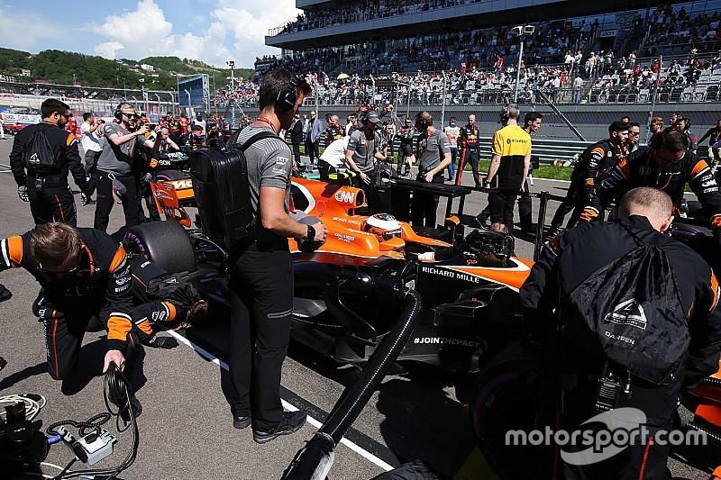"""McLaren: """"Őszinték vagyunk magunkkal, tudjuk, hogy javulnunk kell"""""""
