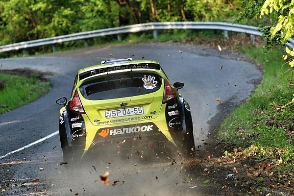 Rali Ob BRÉKING Turánék a 4. helyen zártak az Ózd Rallye-n