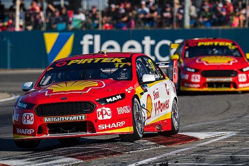 Perth Supercars: McLaughlin pips Mostert for pole