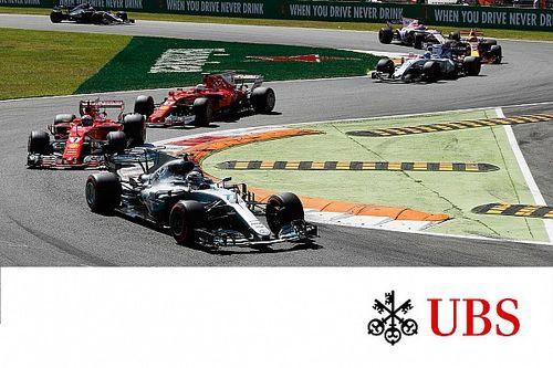 James Allen, en su informe UBS, analiza la estrategia del GP de Italia