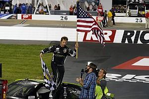 NASCAR XFINITY Reporte de la carrera Keselowski vence a Busch en Richmond