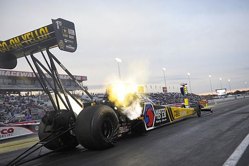 NHRA update: Virginia joins schedule, top teams make lineup changes