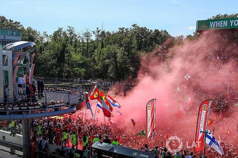 Italian GP: Top photos from the race
