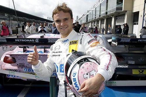 Nurburgring DTM: Auer snatches last-gasp pole