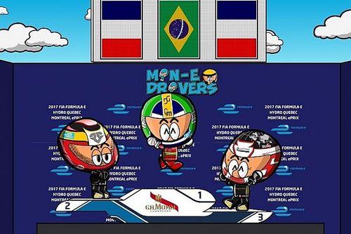 Vídeo: el ePrix de Montreal que coronó a di Grassi, por 'MinEDrivers'