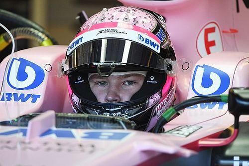 Force India va continuer à soutenir Mazepin