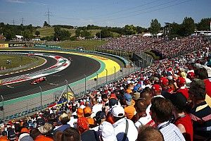 Los horarios del GP de Hungría 2018 de Fórmula 1