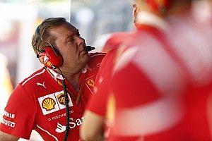 El ingeniero de pista de Kimi Raikkonen deja Ferrari