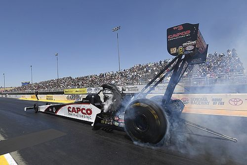 Seattle closes NHRA's grueling western swing
