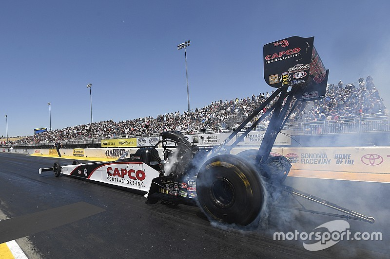 Epic title battles to be decided at Pomona's NHRA Finals