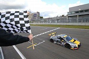 Blancpain Sprint-titel voor Frijns en Leonard na bizarre ontknoping