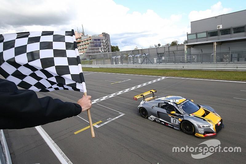 Frijns y Leonard se llevan la última victoria y el título de las Blancpain Sprint