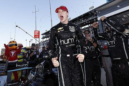 Newgarden confirma favoritismo e conquista título da Indy