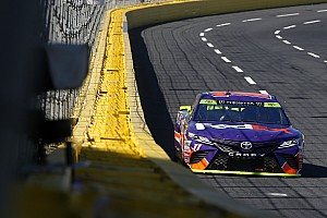 NASCAR Cup Qualifyingbericht NASCAR in Charlotte: Denny Hamlin erstmals 2017 auf Pole
