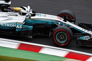 "Hamilton says Mercedes car ""back to normal"" at Suzuka"