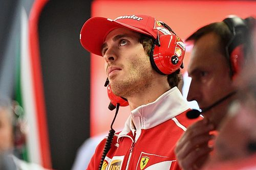 Giovinazzi podría disputar con Ferrari las 24 Horas de Le Mans