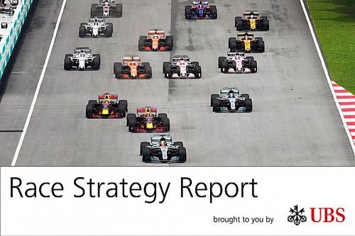 Strategy Report: How Mercedes used Bottas to slow Vettel's charge