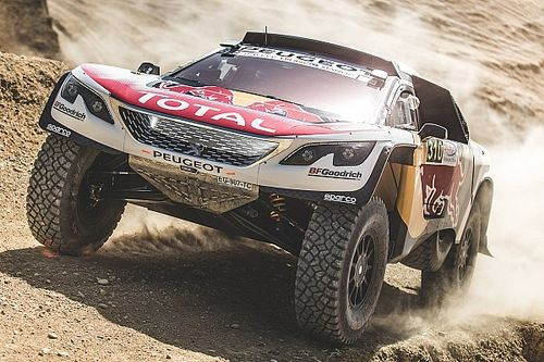 Maroc, étape 2 – Sainz remporte une spéciale raccourcie