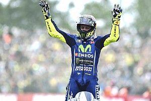 """Rossi: """"Als ik competitief ben, ga ik na 2018 door"""""""