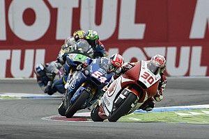 【Moto2】中上今季3回目の表彰台「最終区間は強みだと分かっていた」