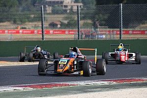 Felipe Drugovich si impone in Gara 3 a Vallelunga