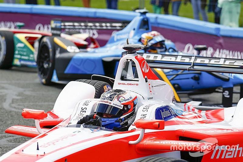 Course - Rosenqvist premier à l'arrivée... Buemi vainqueur!