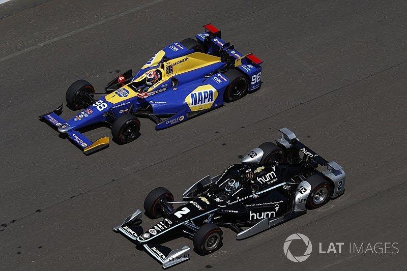 De Ferran contesta a las acusaciones de Haas a los pilotos americanos
