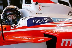 """Formula E Intervista Heidfeld: """"Fantastico salire sul podio per due gare di fila!"""""""